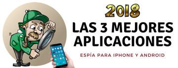Las 3 Mejores Aplicaciones Espía para iPhone y Android